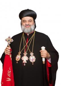 His Holiness Moran Mor Ignatius Aphrem II